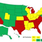Map Of Nurse Practice Lawsstate | Campaign For Action With Regard To Nurse Practitioner Prescriptive Authority By State Map