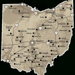 Map Of Ohio Campgrounds | Camping | Pinterest | Ohio State Parks Intended For Ohio State Parks Camping Map