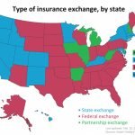 Map Of State Exchanges Final   Millennium Medical Solutions Inc. For States With Exchanges Map