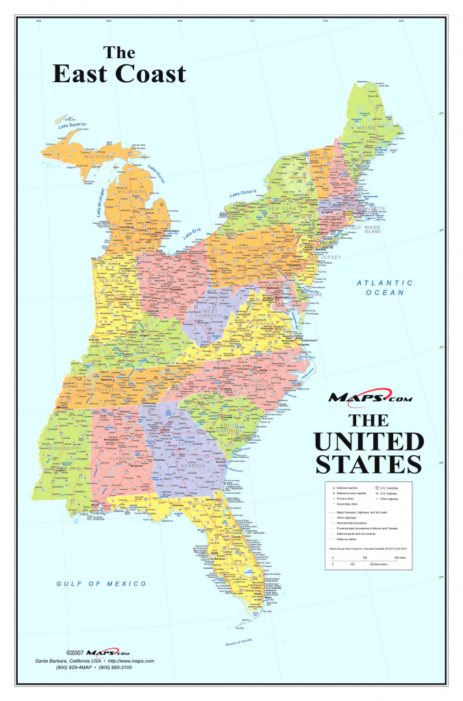 Map Of The Eastern United States And Travel Information | Download regarding Map Of Eastern United States With Cities