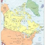 Map Of The United States And Canada 14 Maps Update 564498 With Best For United States Canada Map