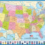 Map Of The United States Of America Jigsaw Puzzle | Puzzlewarehouse Within United States Features Map Puzzle