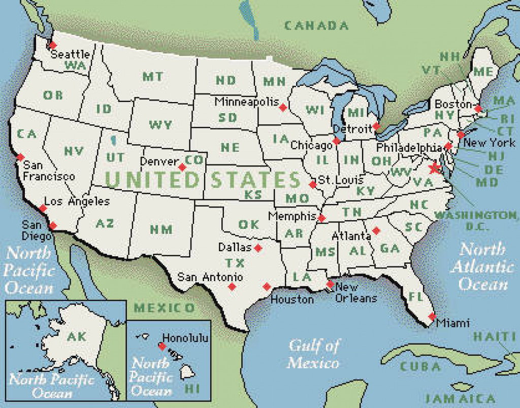 Map Of United States Google And Travel Information | Download Free with regard to Usa Map With States And Cities Google Maps