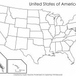 Map Of Us Printable For Kids United States Map Save Us State Map With 50 States Map Pdf
