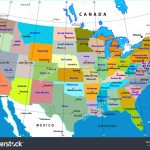 Map Of Usa Cities And Travel Information | Download Free Map Of Usa For Usa Map With States And Cities Hd