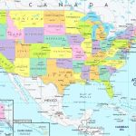 Map Of With Major Cities The United States Maps City Canada And Pdf With Regard To Road Map Of The United States With Major Cities