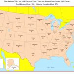 Map Usa State Names Capitals | Listed Map Throughout Map Of The United States With Names Of Each State