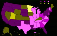 Mapping Trump's Support | Geopolitica.ru intended for Trump States Map