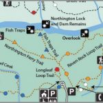 Maps And Brochures | Nc State Parks Intended For State Park Map