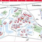 Maps   Columbus State University   Columbus, Georgia Intended For Columbus State Campus Map