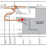 Maps | Idaho State University Regarding Idaho State University Campus Map