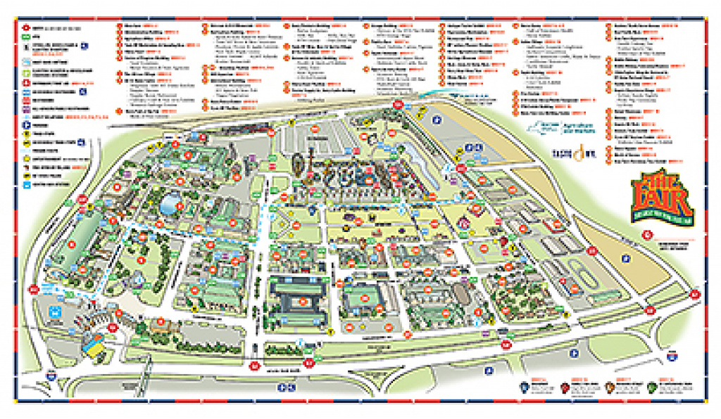 Maps Ny State And Travel Information | Download Free Maps Ny State throughout Texas State Fair Map Pdf