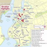 Maps Of New York Top Tourist Attractions   Free, Printable For New York State Landmarks Map