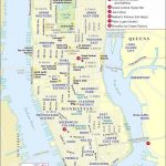 Maps Of New York Top Tourist Attractions   Free, Printable With Regard To New York State Landmarks Map
