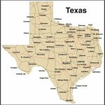 Maps Of Texas Cities And Towns |  Tx – Music Documentary, Country With Regard To Texas Map State Cities
