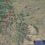 Maps Of Wildfires In The Northwest U.s.   Wildfire Today Regarding Washington State Fire Map 2017