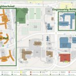 Maps & Parking   College Of Engineering, Michigan State University Throughout Michigan State Football Parking Lot Map