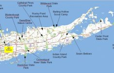 Maps – Troop 106 Huntington (Old Site) inside Montauk State Park Campground Map
