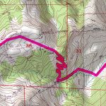 Maps – Western States Endurance Run Pertaining To Western States 100 Course Map