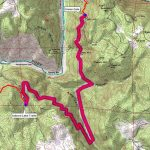 Maps – Western States Endurance Run Within Western States 100 Course Map