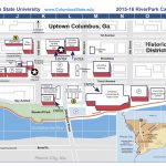 Maps With Regard To Columbus State Campus Map