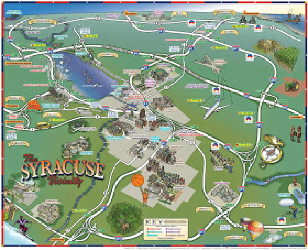 Mapscapes within New York State Fairgrounds Map