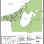Marl Lake Map   Great Getaways Within South Higgins Lake State Park Map