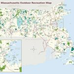 Massachusetts State Parks Map Inside State Park Map