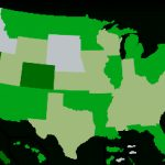 Medical Cannabis In The United States   Wikipedia Within Medical Marijuana States Map