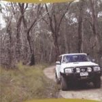 Meridian Wombat State Forest 4Wd Touring Map *free Shipping   New Within Free Wombat State Forest Map