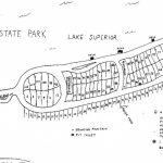 Michigan Upper Penninsula Throughout South Higgins Lake State Park Map