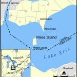 Middle Island (Lake Erie)   Wikipedia Throughout Map Lake Erie Surrounding States