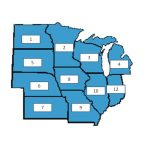 Midwest Map Quiz   Proprofs Quiz Inside Midwest States And Capitals Map Quiz