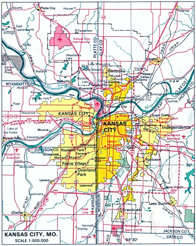 Missouri Maps - Perry-Castañeda Map Collection - Ut Library Online throughout State Reference Map Missouri