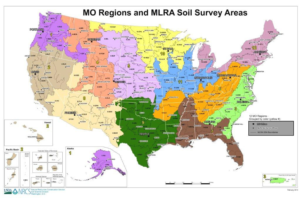 Mlra #6 | Nrcs West Virginia inside Penn State Soil Map