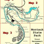 Montauk State Parktrout Management Area With Regard To Montauk State Park Campground Map