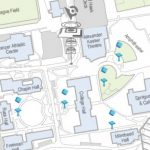 Montclair State Releases Pokemon Go Campus Map   The Montclarion In Montclair State University Campus Map