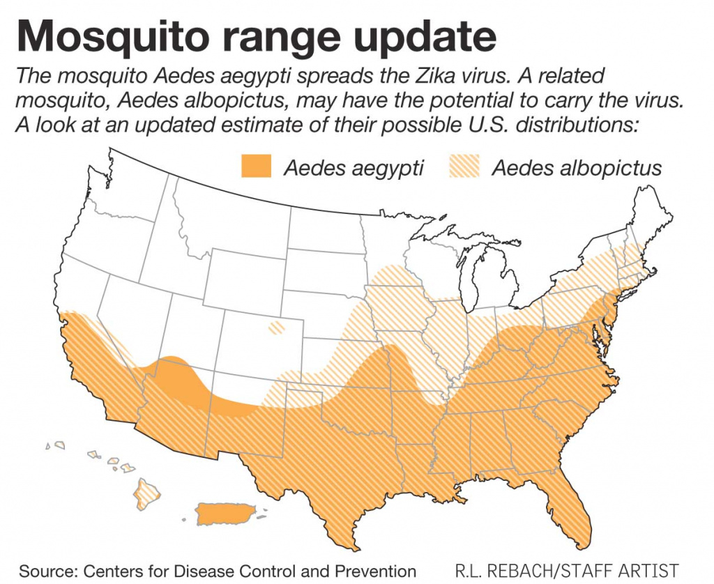 Mosquito Range In The Us | The Tick And Mosquito Project with regard to Mosquito Population By State Map