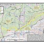 Mount Cheaha 50K   Pinhoti Trail Runs With Regard To Cheaha State Park Trail Map