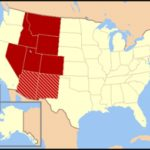 Mountain States   Wikipedia Pertaining To Us Map Rocky Mountain States