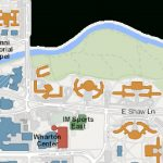 Msu Campus Maps   Michigan State University With State Farm Sports Village Field Map