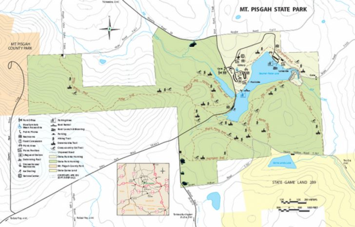 Montana State Parks Map