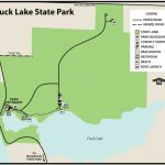 Muskegon & Duck Lake State Parksmaps & Area Guide   Shoreline With Regard To Duck Lake State Park Trail Map