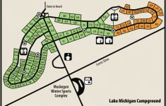 Muskegon & Duck Lake State Parksmaps & Area Guide – Shoreline with regard to Muskegon State Park Campground Map