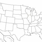 Name The Us States On A Map 6Fd2Aa0Ac923A1Efd0Ea082D976Ec474 Inside Blank Us State Map