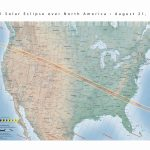Nasa   Total Solar Eclipse Of 2017 August 21 With Regard To Eclipse Maps By State