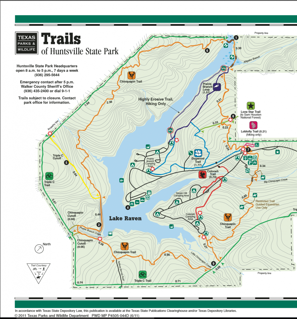 National Trails Day At Huntsville State Park With Bco - Join Bayou with regard to Huntsville State Park Trail Map