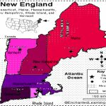 New England Maps | K 5 Tech Talk Intended For Map Of New England States And Their Capitals