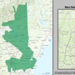 New Hampshire's Congressional Districts   Wikipedia Intended For Nh State Congressional Districts Map