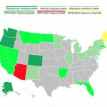 New Map Of United States Pot Laws / Boing Boing For Legal Marijuana States Map 2017
